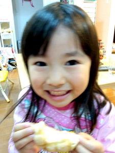 10月8日 「う、う、うまーし!!」今まで食べたメロンパンで一番美味しかった!!