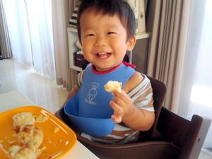 9月8日 家族揃って同じパンが食べれる事が私は本当に嬉しかったです。
