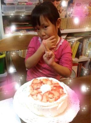 クリスマスケーキパン、好評でしたよ!
