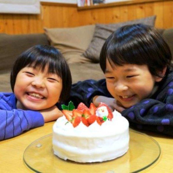画像1: スポンジケーキ風のパンと豆乳ホイップクリームのセット【卵・乳アレルギー対応】 (1)