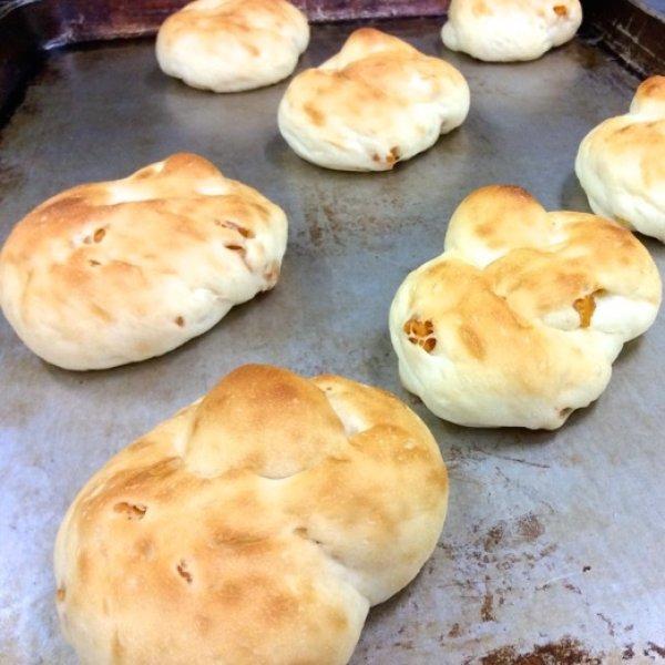画像1: りんごパン【卵・乳アレルギー対応】 (1)
