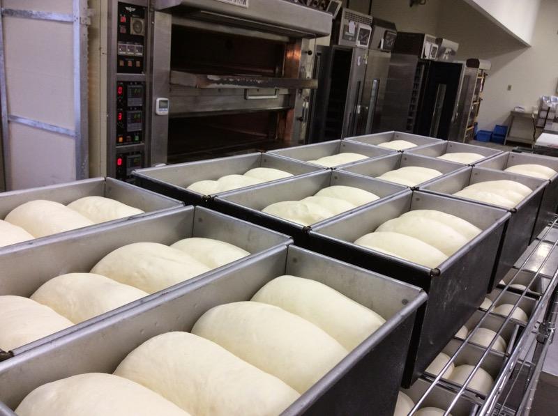 トントンのパンの小麦粉の産地は?