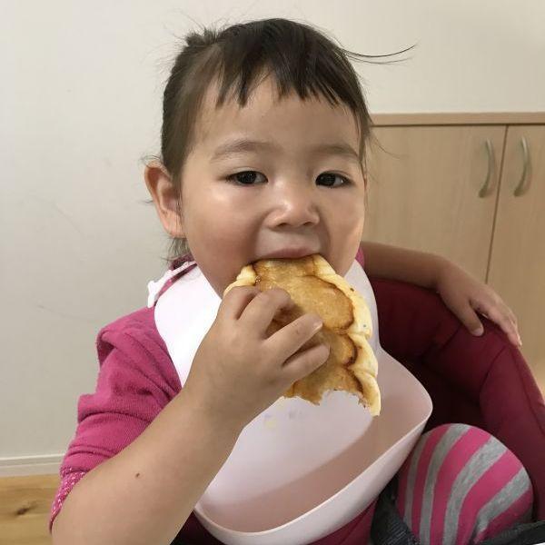 アレルギーの子も食べれるパンを作って下さって本当に感謝です!