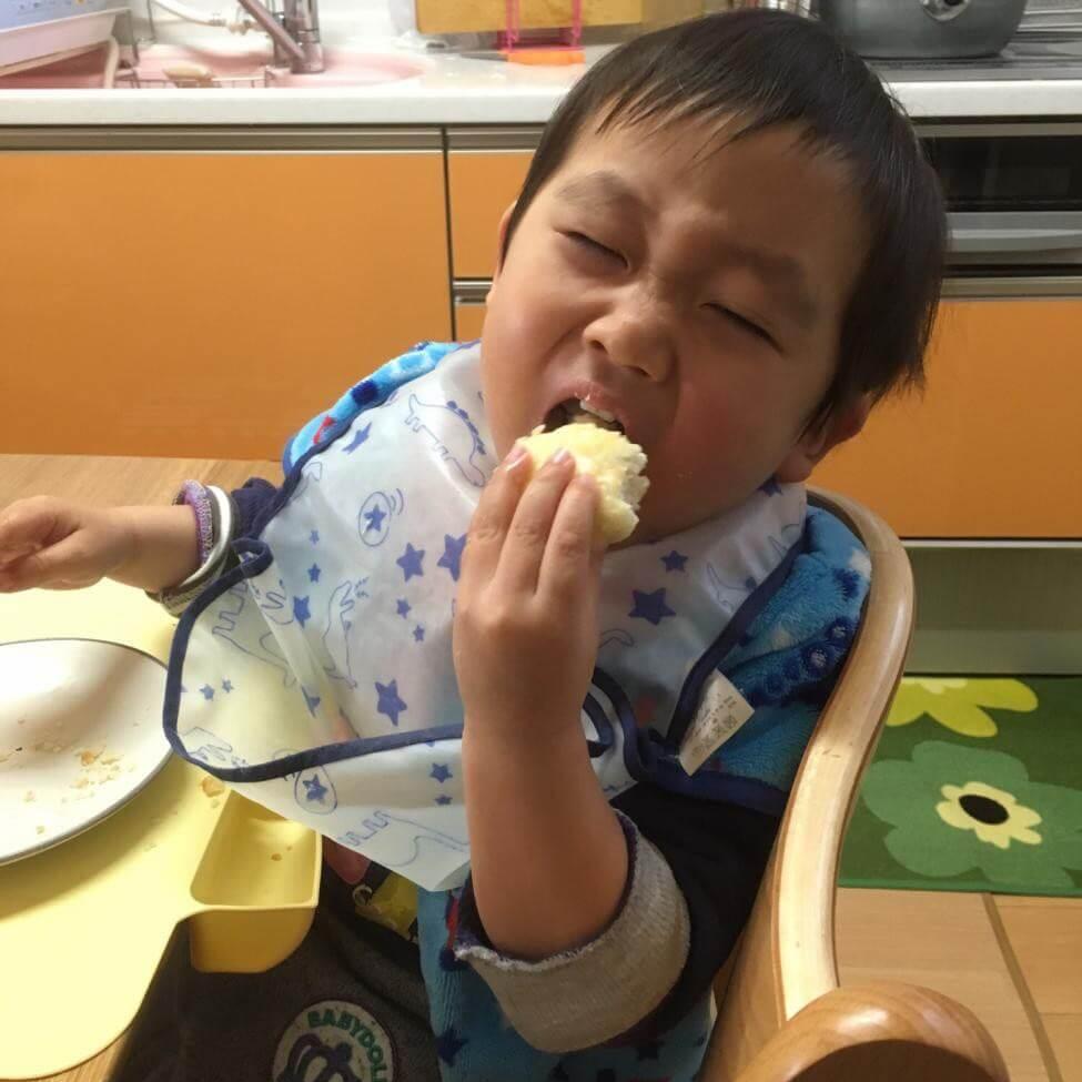 息子も主人もとても美味しいと毎日モリモリ食べています