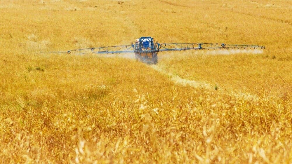 世界中が禁止するラウンドアップ-トントンのパンの小麦粉の産地は?