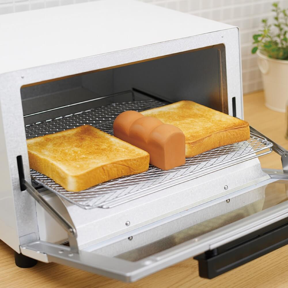 Marna online shop トップ > キッチン > 料理につかうもの > お米・パン > トーストスチーマー(ホワイト) K713