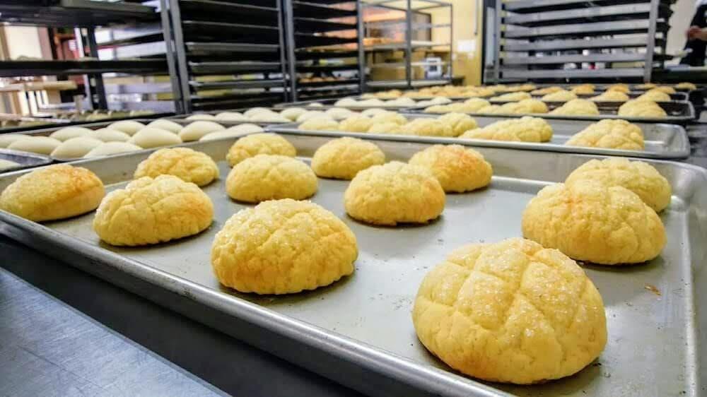 これまでにない特殊製法で、卵・乳製品に頼らない小麦本来の味わい