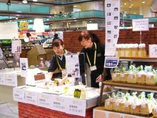 イトーヨーカドーららぽーと横浜店でのアレルギー対応パンの催事