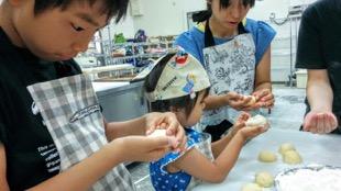 第1回アレルギー対応パン教室