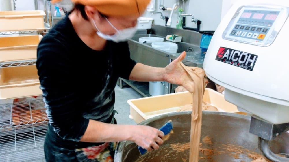 アレルギー対応の沖縄黒糖パン完成までの道のり
