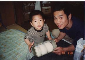 この頃は毎日息子と食パン作ってました