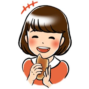 ちなみちゃんとアレルギー対応パン
