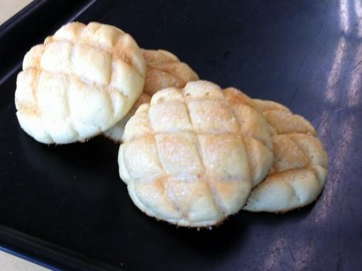 【ミニ】メロンパン (4個入り)【卵・乳アレルギー対応】