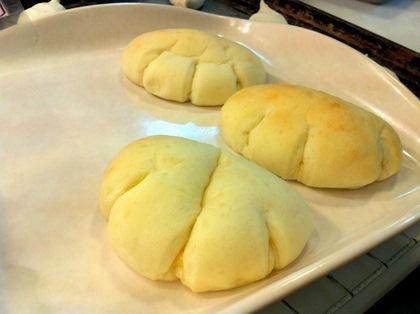 豆乳クリームパン【卵・乳アレルギー対応】