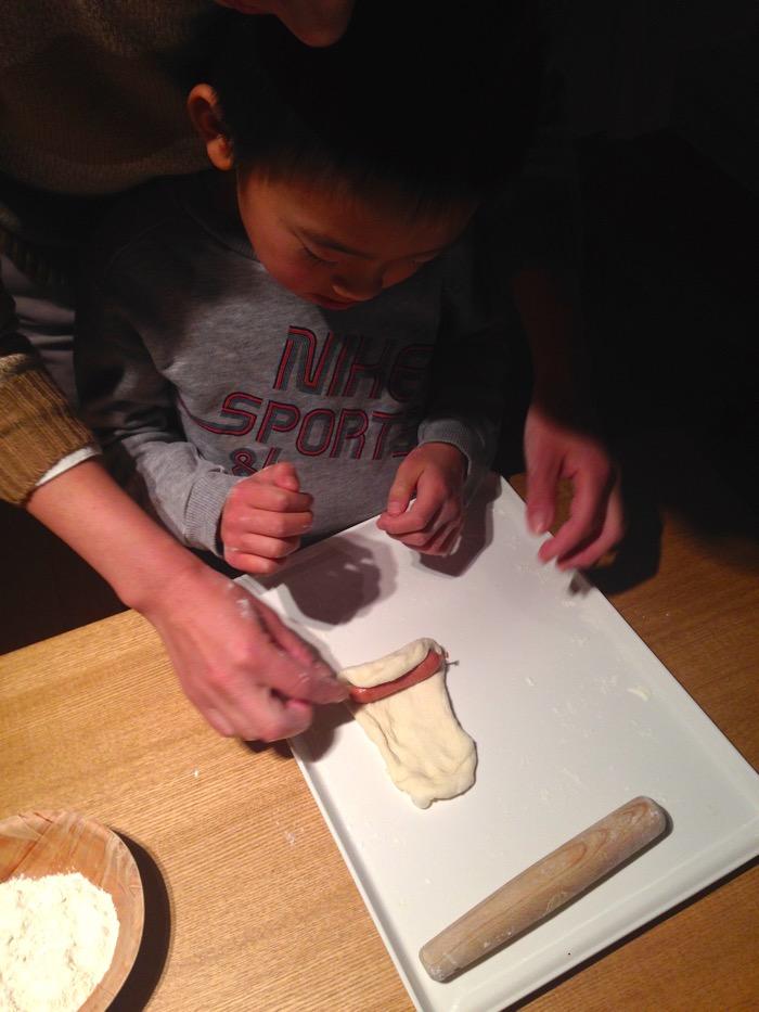 冷凍tontonパン生地55g (8個入り)【卵・乳アレルギー対応】
