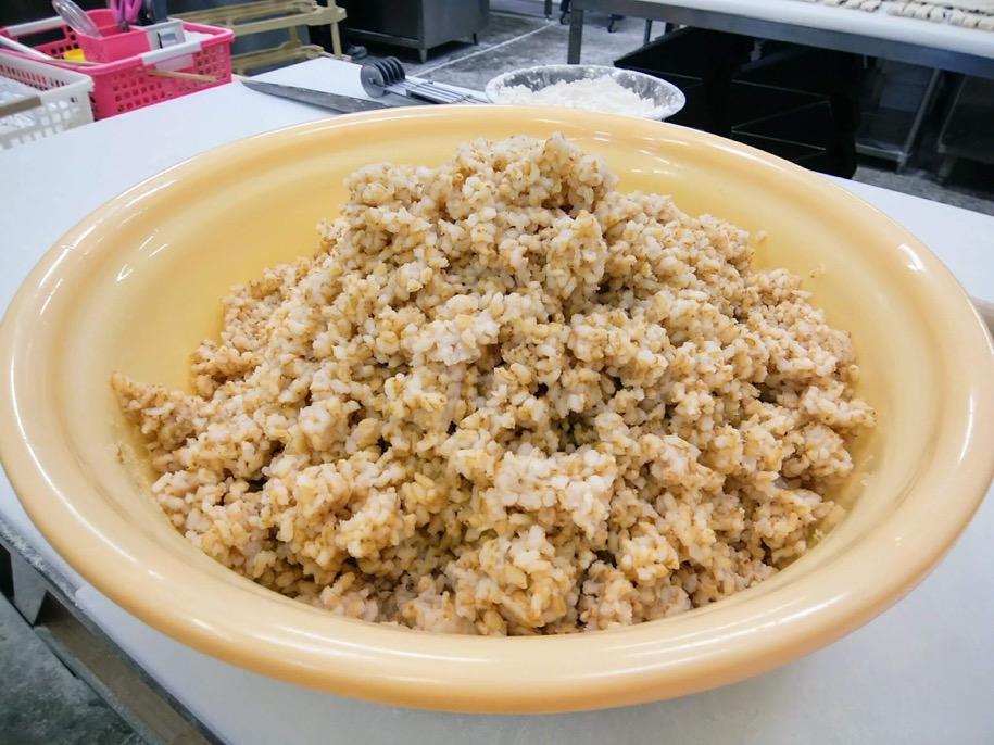 玄米コッペパン (4個入り)【卵・乳アレルギー対応】