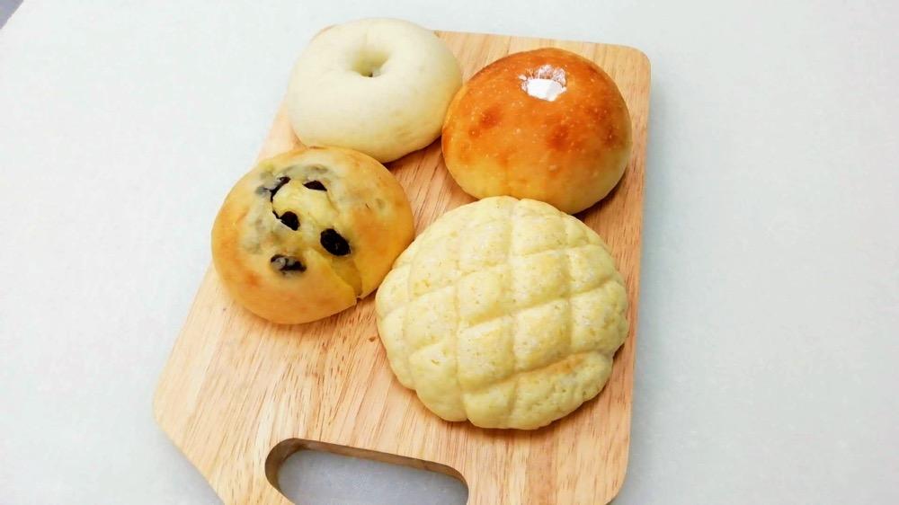 菓子パンセット【卵・乳アレルギー対応】
