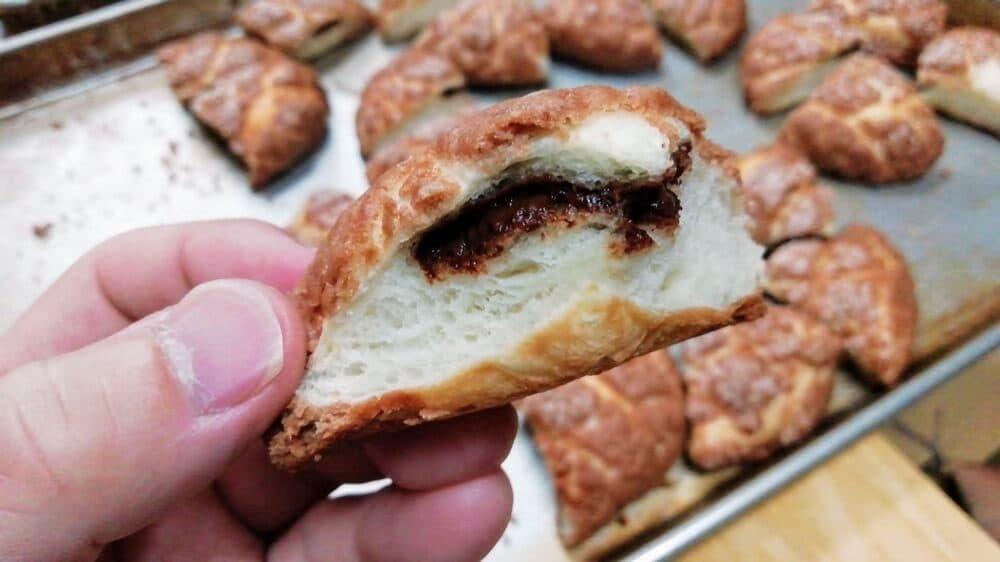 チョコメロンパン【卵・乳アレルギー対応】