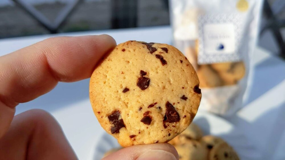 チョコチップクッキー(12枚入り)【卵・乳アレルギー対応】