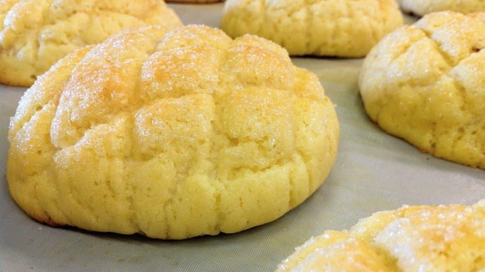 メロンパン-卵・乳アレルギー対応パンのtonton