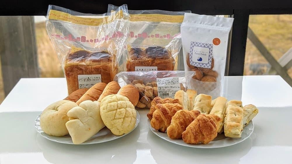 【初回限定】卵・乳アレルギー対応パンお試しセット(人気商品10種類)-卵・乳アレルギー対応パンのtonton