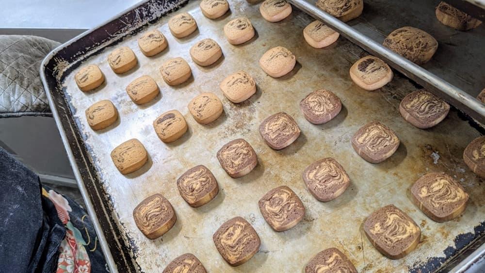 毎月28日はクッキーの日【試作品】クッキー(3枚入り)【卵・乳アレルギー対応】