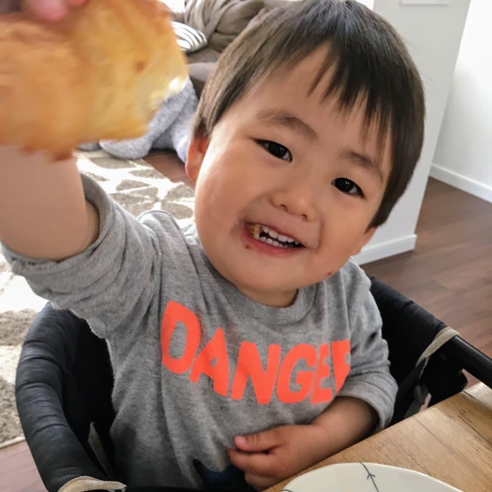 【ミニ】チョコクリームパン (4個入り) | 子供が喜ぶお菓子セット【卵・乳アレルギー対応】