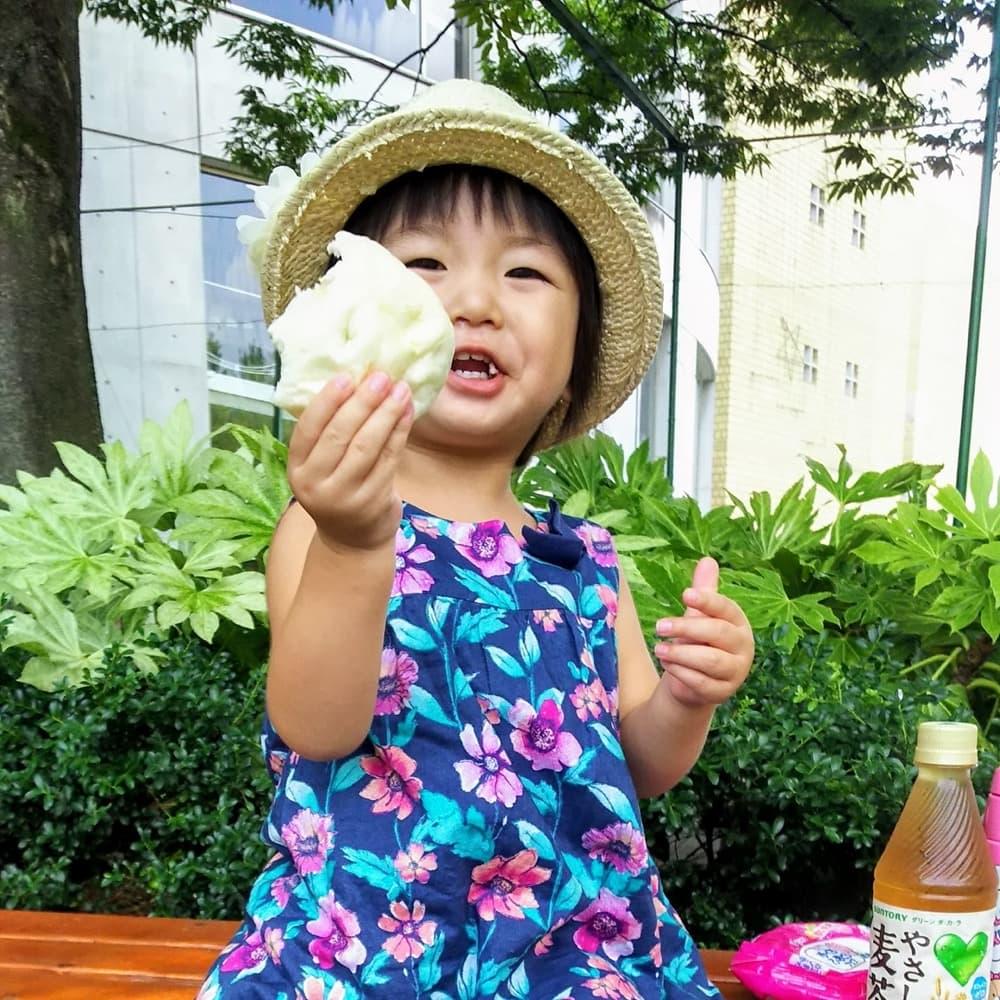 【ミニ】北海道こしあんパン (4個入り) | 子供が喜ぶお菓子セット【卵・乳アレルギー対応】