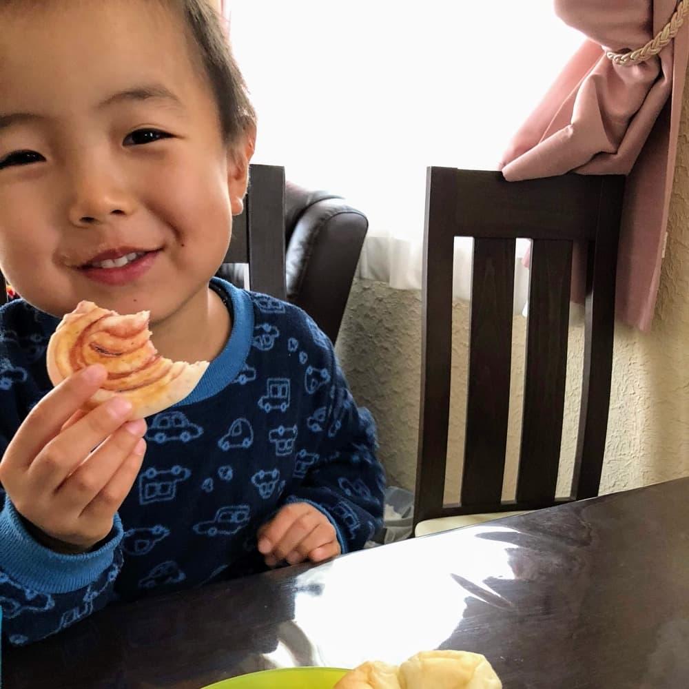 いちごロール (8個入り) | 子供が喜ぶお菓子セット【卵・乳アレルギー対応】