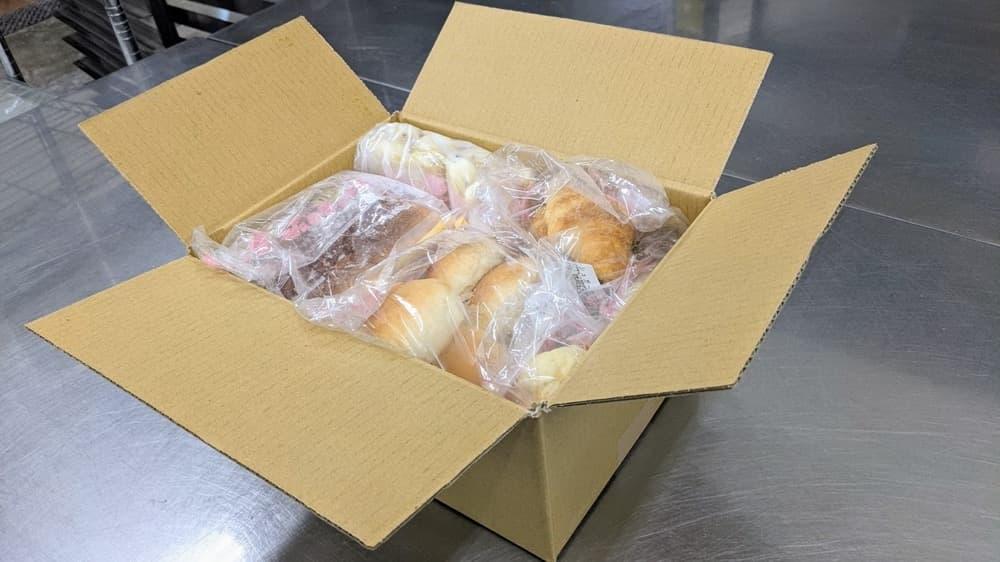 丁寧に梱包して、日本全国に向けてクール便冷凍でお届けします。
